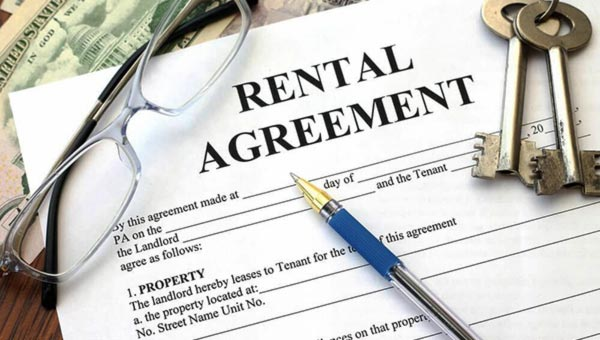 Rental Agreement in Thailand