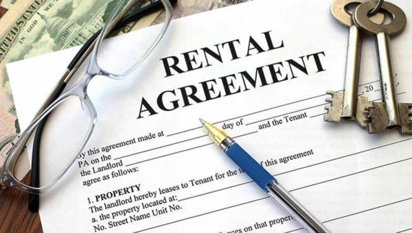 Rental Agreement in Thailand